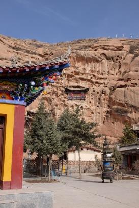 1,000 Buddha Caves