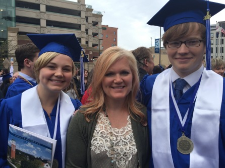 My college graduates!