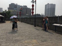 A trip to China wouldn't be complete without becoming local celebrities