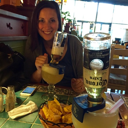 No meal is complete without a Coronarita.