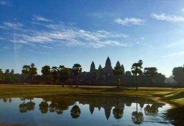 Angkor Wat mid morning
