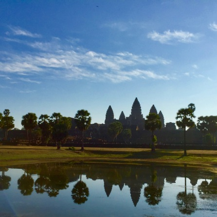 Angkor Wat mid morning