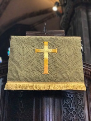 Who's ready for a sermon?