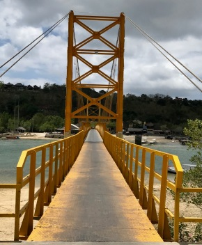 The Yellow Bridge
