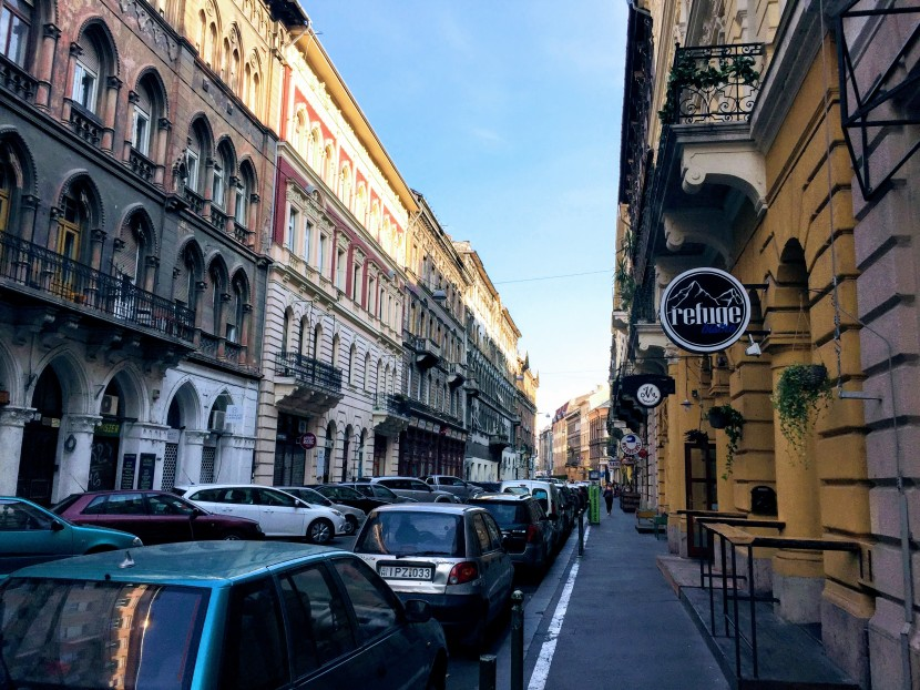 Cheap eats in Budapest's JewishQuarter