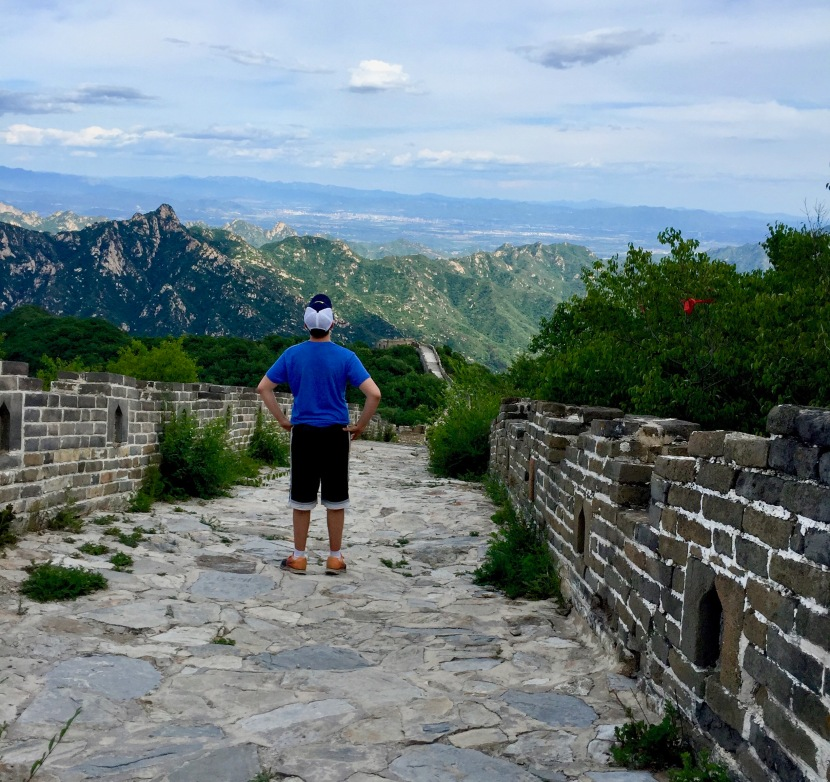 How to Be a Loner on The Great Wall