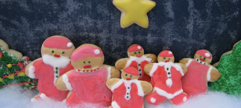 Forget Black Friday, Let's Celebrate Cookie Friday! (Christmas SugarCookies)