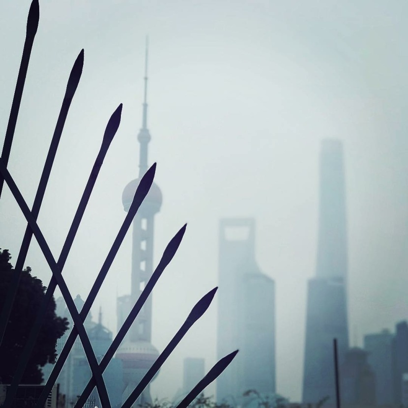 Shanghai Walks: a trip back intime