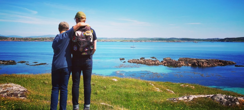 Adventures (and misadventures) on the Isle of Iona