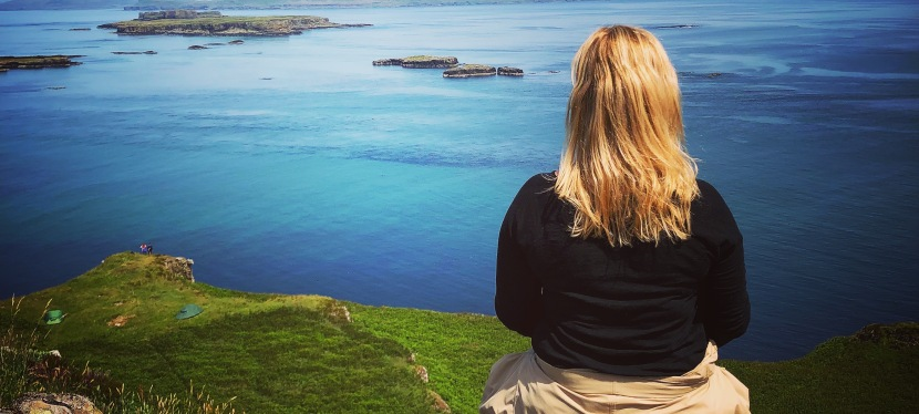 Take Me Back to the Isles of Staffa & Lunga!