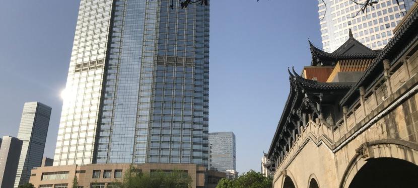 China-Shangri-La Hotel, Chengdu